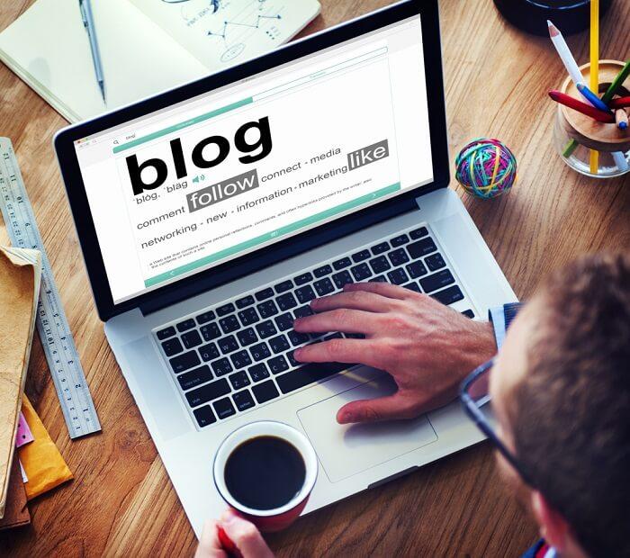 Blogs hay weblog là sự lựa chọn hàng đầu cho chiến dịch marketing