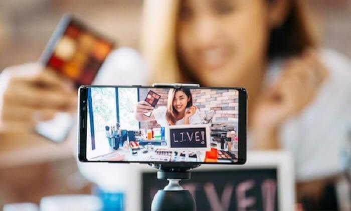 Live stream là một trong những xu hướng content marketing thu hút nhất hiện nay