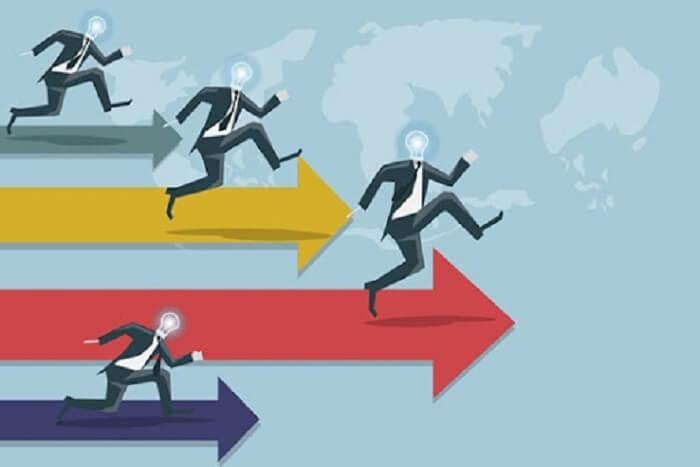 Sales là nghề có mức độ cạnh tranh cao