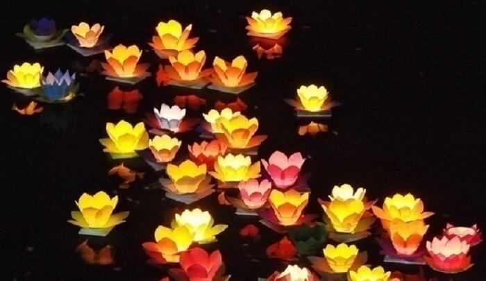 Nhiều nơi tại Việt Nam tết Nguyên tiêu sẽ có lễ hội thả đèn hoa đăng