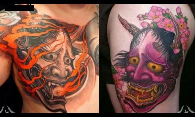 Ý nghĩa hình xăm mặt quỷ và tuyển tập những hình xăm mặt quỷ đẹp